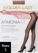 Купить Golden Lady Armonia 40 den Nero (Черный) размер 3-M