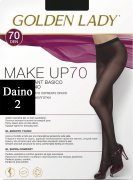 Купить Golden Lady Колготки Make Up 70 den Daino (Светло-коричневый) размер 2-S
