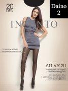 Купить Incanto Колготки Attiva 20 den Daino (Светло-коричневый) размер 2-S