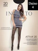 Купить Incanto Колготки Attiva 20 den Daino (Светло-коричневый) размер 4-L