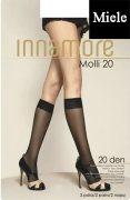 Купить Innamore Гольфы Molli 20 den Miele (Легкий загар) 2 пары
