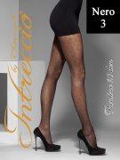 Купить Intressio Колготки Puntino 20 den Nero (Черный) размер 3-M