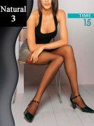 Купить Levante Колготки Time 15 den Natural (Натуральный) размер 3-M