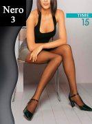 Купить Levante Колготки Time 15 den Nero (Черный) размер 3-M