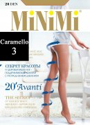 Купить MiNiMi Колготки Avanti 20 den Caramello (Бежевый) размер 3-M