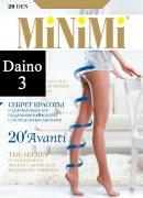 Купить MiNiMi Колготки Avanti 20 den Daino (Светло-коричневый) размер 3-M