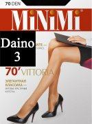 Купить MiNiMi Колготки Vittoria 70 den Daino (Светло-коричневый) размер 3-M