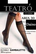 Купить Teatro Гольфы Classic Aria 20 den Daino (Светло-коричневый) 2 пары