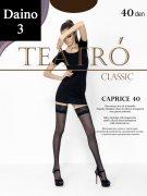 Купить Teatro Чулки Classic Caprice 40 den Daino (Светло-коричневый) размер 3-M