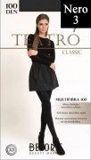 Купить Teatro Колготки Multifibra 100 den Nero (Черный) размер 3-M