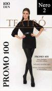 Купить Teatro Колготки Promo 100 den Nero (Черный) размер 2-S