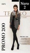 Купить Teatro Колготки Promo 200 den Nero (Черный) размер 2-S