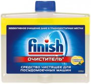 Купить Finish Очиститель для посудомоечных машин с ароматом Лимона 250мл