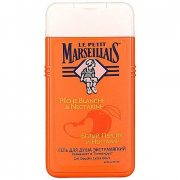 Купить Le Petit Marseillais гель для душа женский 250мл Белый персик и Нектарин