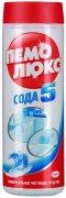 Купить Пемолюкс порошок чистящий Сода 5 480г Морской бриз