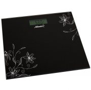 Купить Atlanta ATH-6133 весы напольные электронные черные/белые