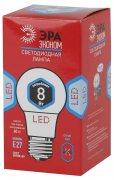 Купить Эра Лампа ECO светодиодная груша E27 8W 4000k цвет: холодный LED A60-8W-840-E27