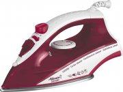 Купить Atlanta ATH-410 утюг с пароувлажнением красный 1600W