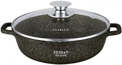 Zeidan Z-50236 сковорода-жаровня с крышкой 6,5л (32 см)