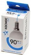 Купить Космос Лампа светодиодная шар 10,5W Е1445 холодный свет 4500k