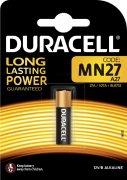 Купить Duracell батарейка алкалиновая для электронных приборов 12V MN27 A27, цена за 1шт