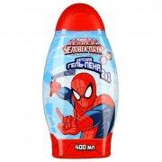 Купить Spider-Man гель-пена 2в1 детская 400мл Double effect