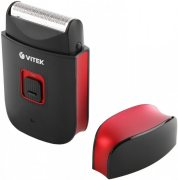 Купить Vitek VT-1371 BK Электробритва черно-красная