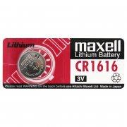 Купить Maxell батарейка CR1616 Lithium 3v, цена за 1шт