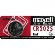 Купить Maxell батарейка CR2025 Lithium 3v, цена за 1шт