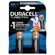 Купить Duracell батарейка алкалиновая TurboMax AA LR6 пальчиковая, 1шт