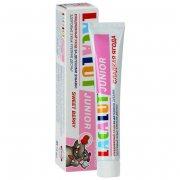 Купить Lacalut зубная паста 75мл детская Junior для детей с 8 лет Сладкая ягода