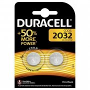 Купить Duracell батарейка DL/CR2032 3v Lithium, цена за 1шт