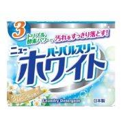 Купить Mitsuei New White стиральный порошок Двойная Сила ферментов с отбеливающим эффектом для удаления стойких загрязнений 850г