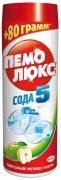 Купить Пемолюкс порошок чистящий Сода 5 480г Яблоко