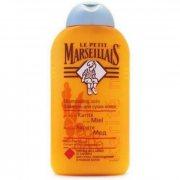 Купить Le Petit Marseillais шампунь для волос женский 250мл Молочко карите и мед для сухих волос