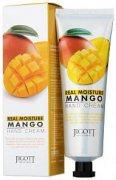 Купить Jigott Real Moisture Mango крем для рук с экстрактом манго 100мл