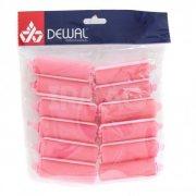 Купить Dewal R-FMR-4 бигуди поролоновые розовые D 22мм 12шт