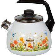Купить Стальэмаль 4с209/я чайник 3л со свистком Голландский