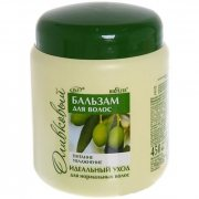 Купить Bielita бальзам-ополаскиватель для волос 450мл Оливковый Питание для нормальных волос