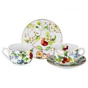 Купить Lefard 275-983 сервиз чайный Гармония 4 предмета