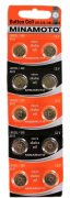 Купить Minamoto батарейка LR1120/381/AG8 1,5v, цена за 1шт