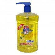 Купить Luxus Чистая Посуда средство для мытья посуды концентрат 1100мл Лимон Россия