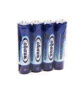 Купить Облик батарейка АА 1,5v R06 пальчиковая солевая, цена за 1шт