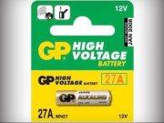 Купить GP батарейка 27A/MN27 алкалиновая, цена за 1шт