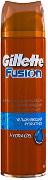 Купить Gillette гель для бритья мужской Fusion 200мл Hydrating увлажняющий
