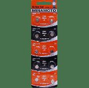 Купить Minamoto батарейка LR626/377/AG4 1,5v, цена за 1шт