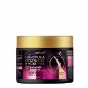 Купить Bielita Сила гиалурона бальзам-Booster для волос женский 300мл Объем и уход Эффектный объем и Густота