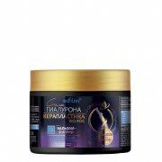 Купить Bielita Сила гиалурона бальзам-филлер для волос женский 300мл Керапластика запеченых волос и секущихся кончиков