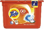 Купить Tide гель-капсулы для стирки 15шт Альпийская свежесть