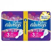 Купить Always прокладки Ultra 14шт Duo Platimun Super Plus 5 капель